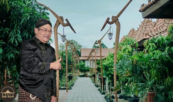 Mantan Rektor Dirikan Rumah Makan Edukatif, Makan Sambil Belajar Kebudayaan Jawa