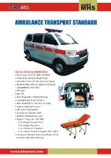 143. Ambulance transport standard