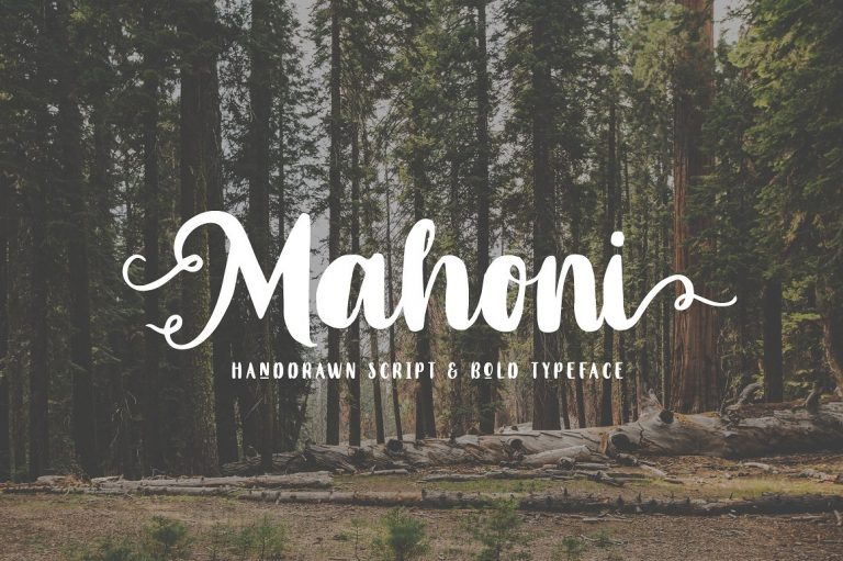 Preview image of Mahoni