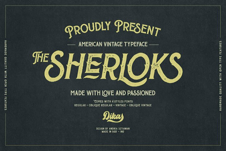 Preview image of The Sherloks