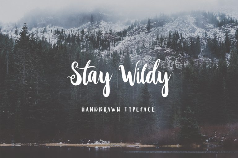 Preview image of Stay Wildy