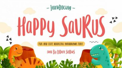 Happy Saurus
