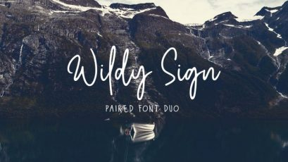 Wildy Sign