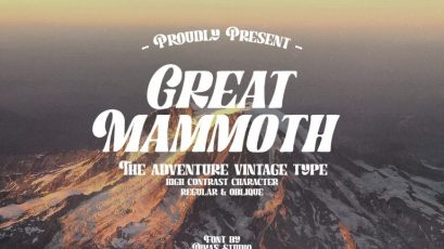 Great Mammoth