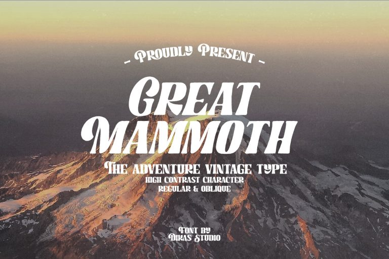 Preview image of Great Mammoth