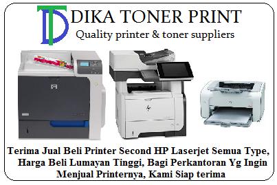 Jual Beli Printer Brand HP Laserjet Harga Lumayan Tinggi