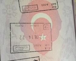 Türk vatandaşlarına vize isteyen ülkeler