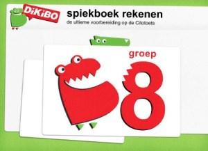 DiKiBO Spiekboekje rekenen groep 8 Basis