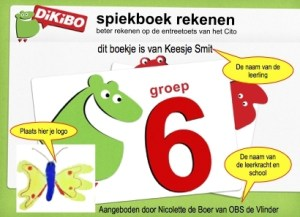 Spiekboek Rekenen groep 6