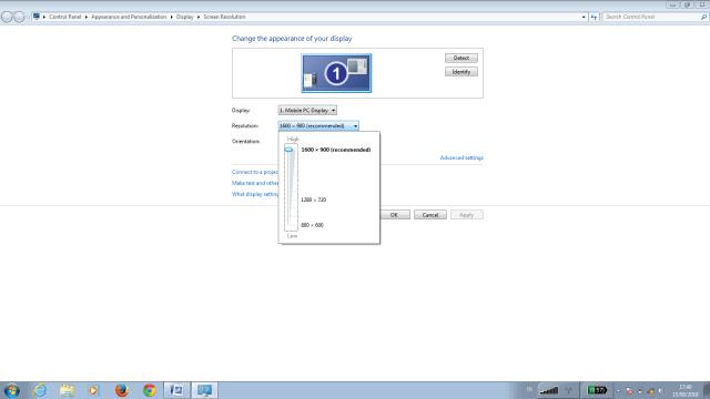 lenovto thinkpad t420 display