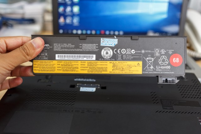 baterai second lenovo thinkpad x240