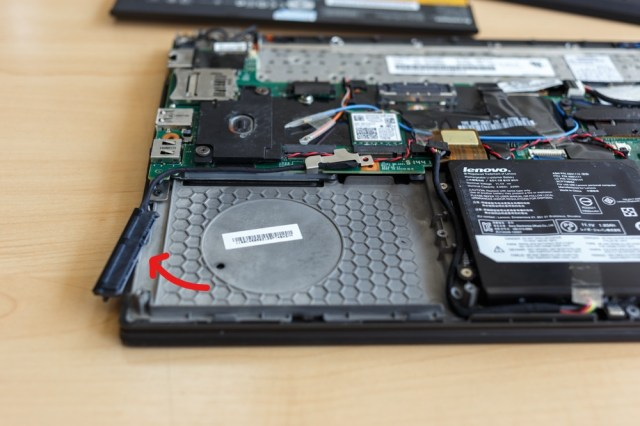 kabel sata ssd lenovo thinkpad