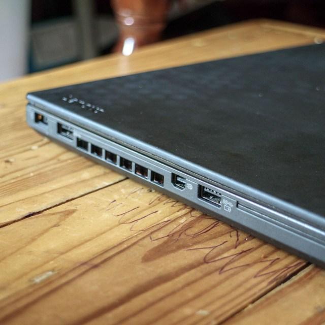port thinkpad t460