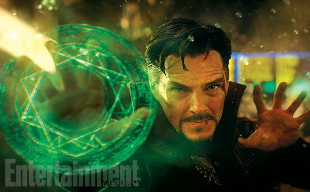 Benedict Cumberbatch Doctor Strange Hakkında Konuştu 1