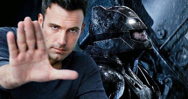 Ben Affleck, The Batman'i Yönetmeyecek 1