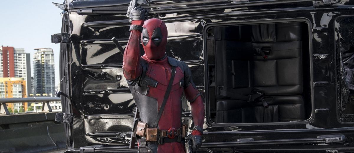 Korsan Filmlerde lider Deadpool