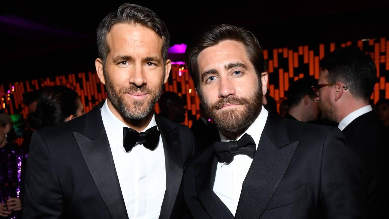 Jake Gyllenhaal, Ryan Reynolds'un Oscar'ı Hak Ettiğini Düşünüyor 12