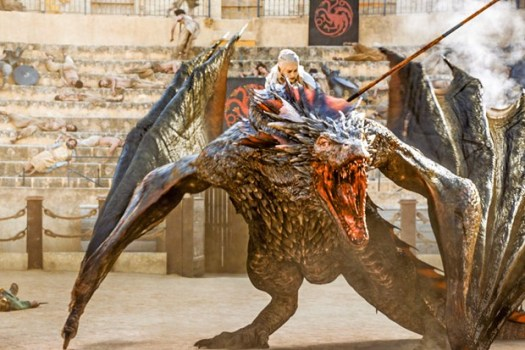 Game of Thrones'da Ejderhalar Değişiyor 16