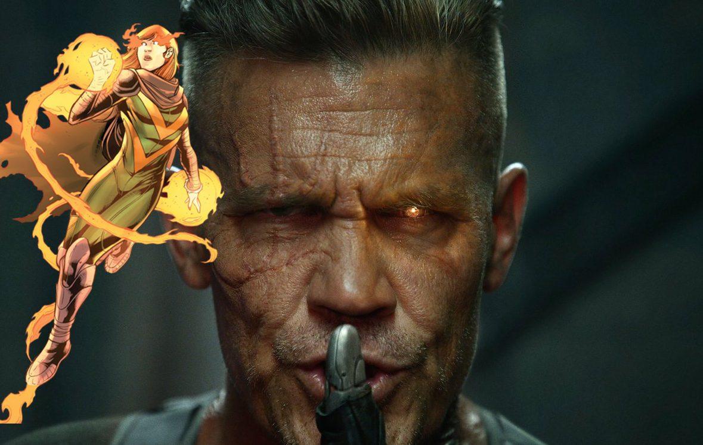 Hope Summers'ı Deadpool 2'de Görecek Miyiz? 8