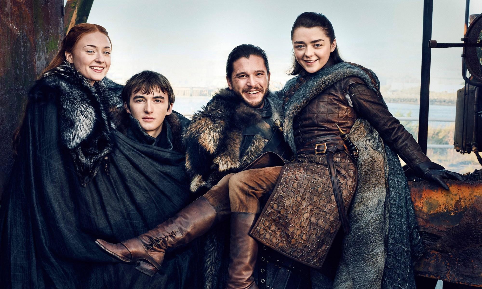 Game of Thrones Final Sezonu 2019'a Kadar Gelmeyecek 7