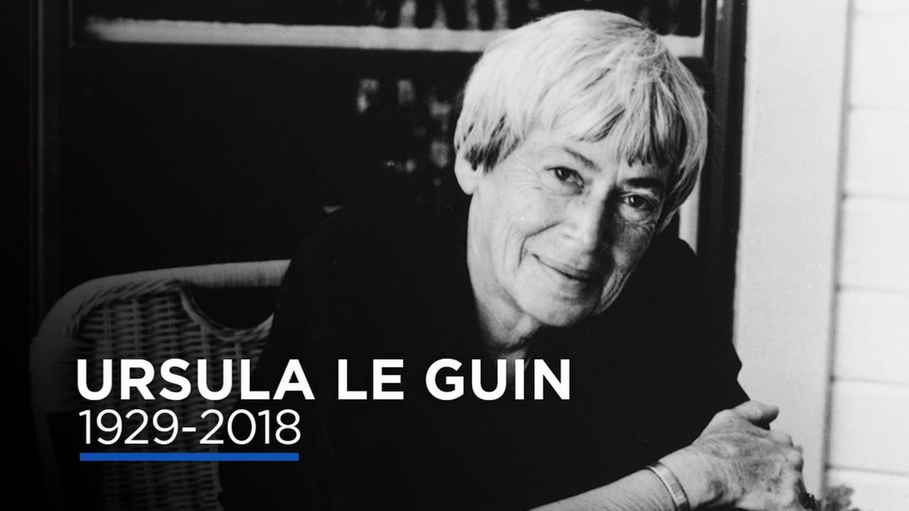 Ünlü bilim kurgu yazarıUrsula K. Le Guin'in 88 yaşında hayatını kaybetti.