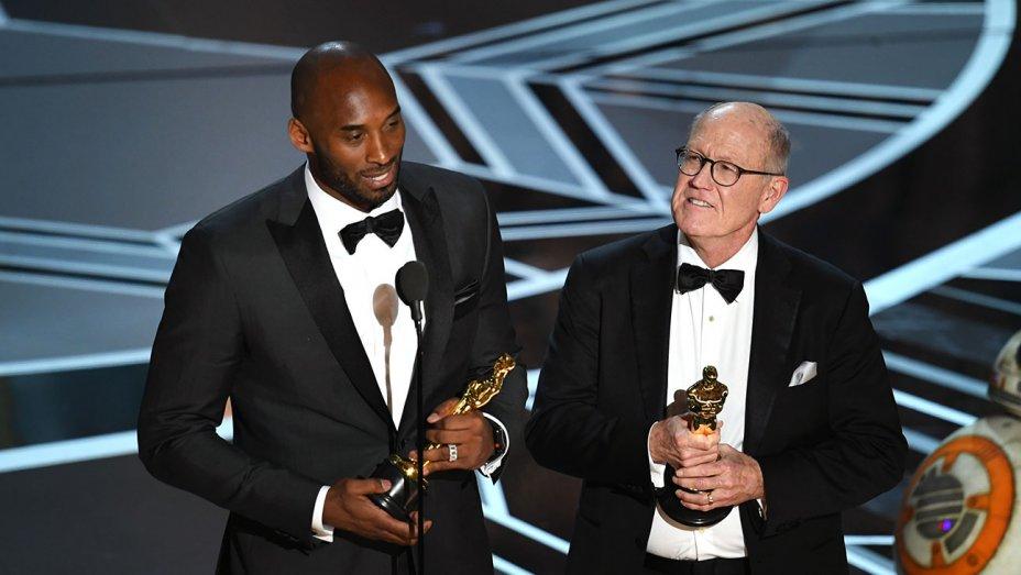 Artık Kobe Bryant'ın da Bir Oscar'ı Var 10