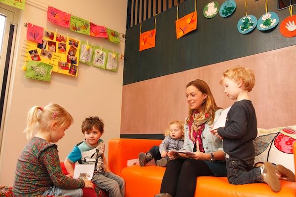 Peutergroepen 2-4 jaar kinderopvang barrier in Eindhoven