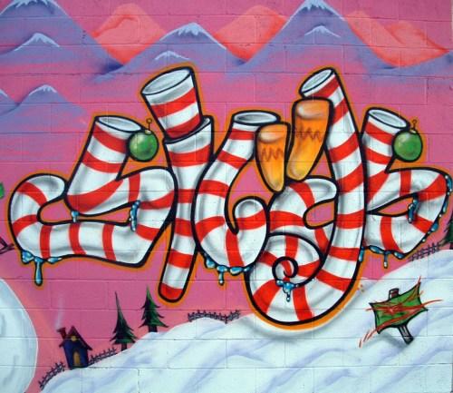 graffiti  sTr33t bL0G