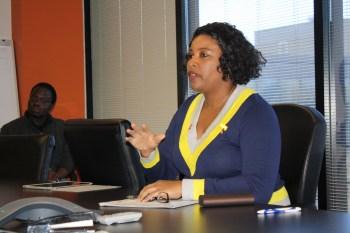 ABŞ, Atlanta, The Atlanta Journal Constitution qəzetinin redaksiyası, Planlaşdırma toplantısı