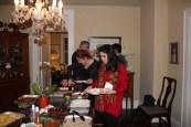 ABŞ, Cənubi Karolina ştatı, Kolumbiya şəhəri, Randy və Laura Covingtonun evində (Gürcü qonaqlar da var - Maya, həyat yoldaşı və uşaqları)