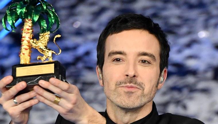 Chi è Antonio Diodato, vincitore del Festival di Sanremo 2020 ed ex di  Levante | DiLei