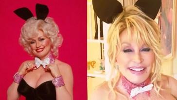 Dolly Parton, bellissima coniglietta di PlayBoy a 75 anni