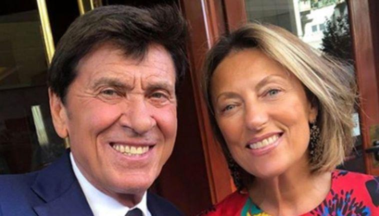 Gianni Morandi, il supporto incondizionato (e l'amore) della moglie Anna