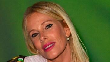 Alessia Marcuzzi, una grande famiglia (allargata) per il compleanno di Mia