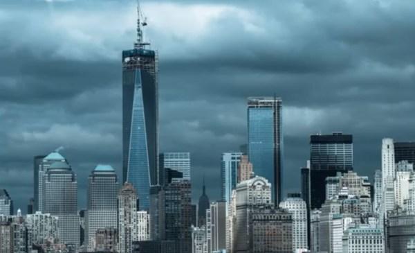 World Trade Center In York Reaches Final Height Of 1 776 Feet Tall Dilemma X