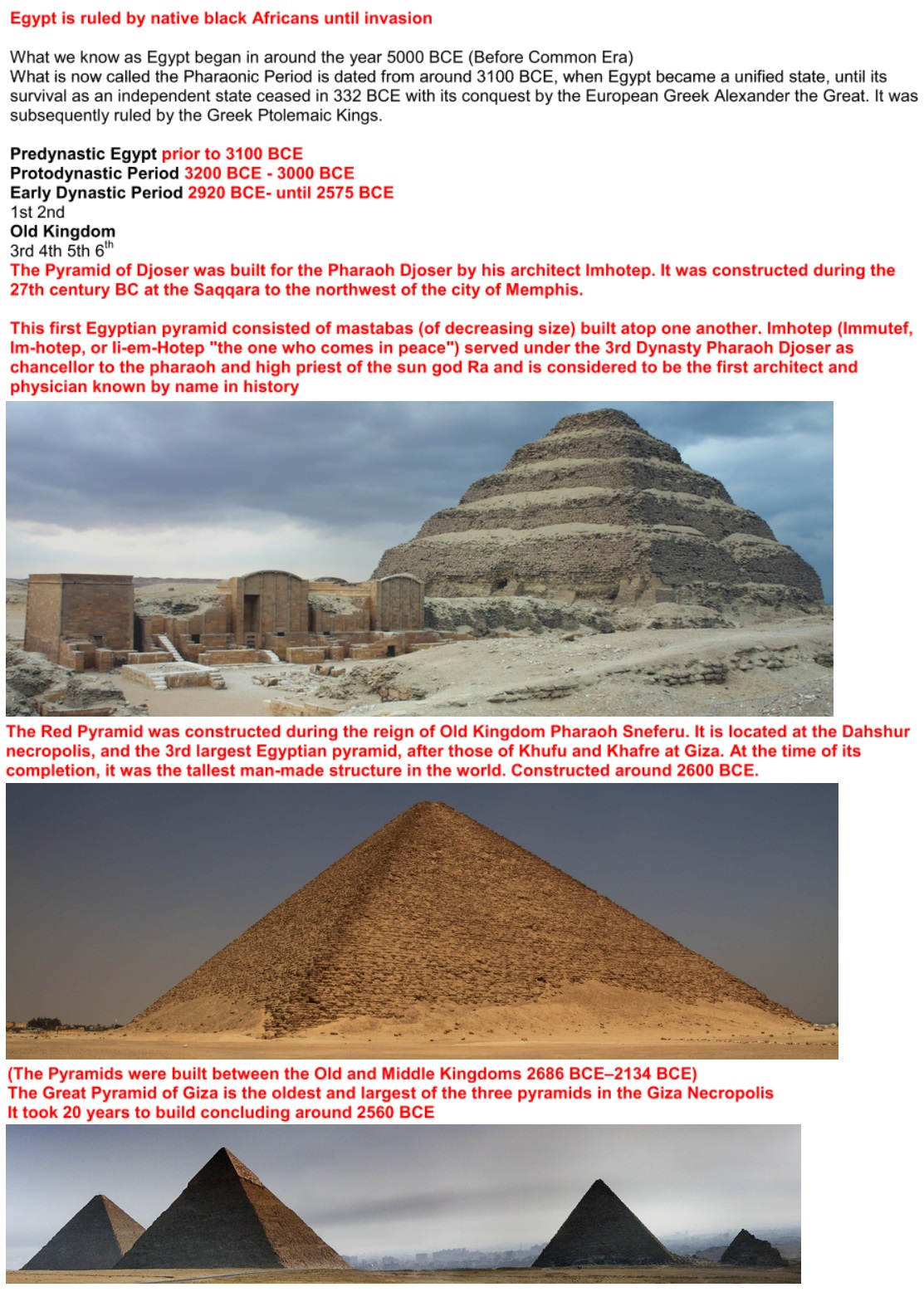 University Of Cambridge S Fitzwilliam Museum States That Ancient Egypt Was In Fact The Land Of