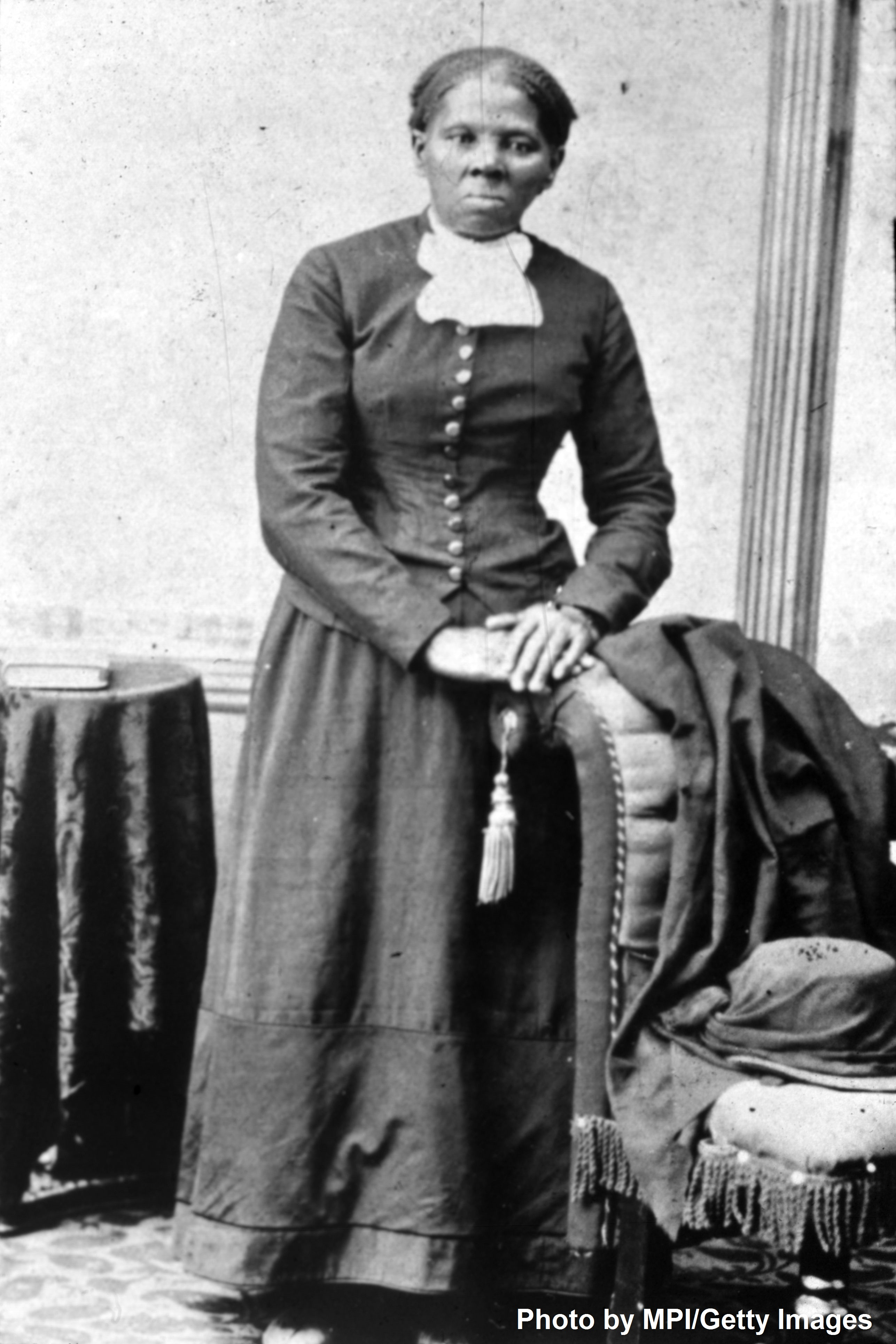 Harriet Tubman To Appear On 20 Bill
