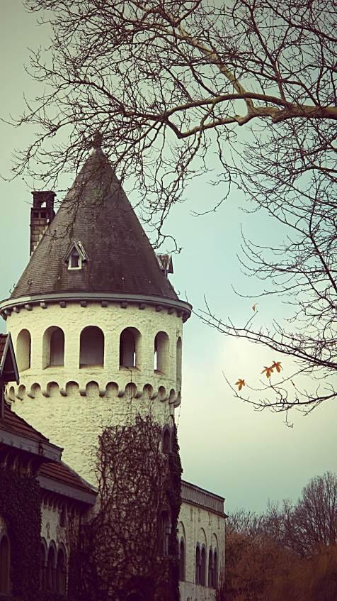 The Chateau du Lac.