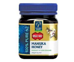Manuka Health MGO 400 Manuka Honey