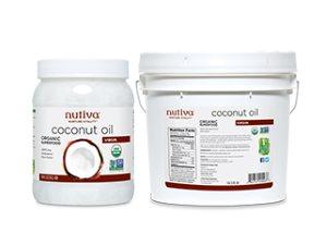Nutiva Organic Virgin Coconut Oil Review
