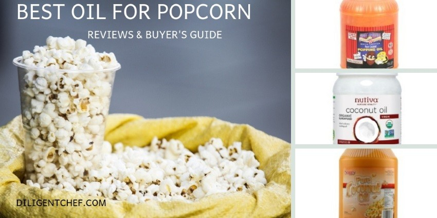 Best oil for popcorn reviews