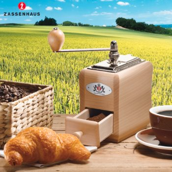 Zassenhaus Santiago Manual Coffee Mill Review