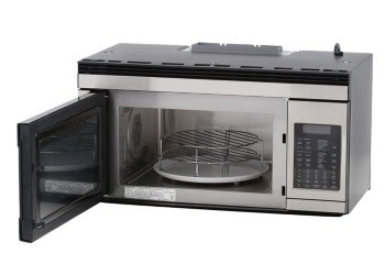 Sharp R1874T 850W Over-the-Range Convection Microwave Review