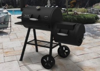Dyna-Glo Signature Series Grill and Offset Smoker - Best Offset Smoker Review