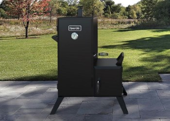 Dyna-Glo charcoal offset smoker review