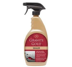 Granite Gold Sealer Spray Review