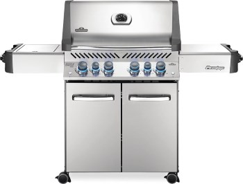 Napoleon Prestige 500 - Best Luxurious Infrared Grill Review