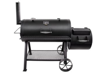 Oklahoma Joe's Longhorn Offset Smoker Review