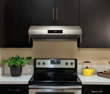 Hauslane Chef Series PS18 Review - Best 30-Inch Under Cabinet Range Hood