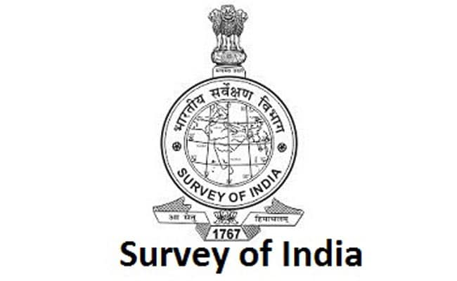 Country's oldest department, Survey of India, is mapping